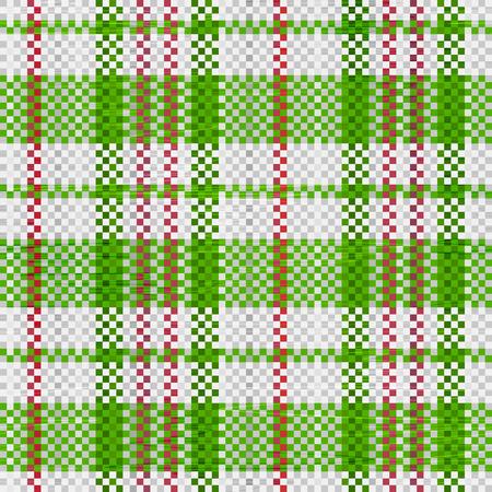 Polypropylene woven seamless pattern