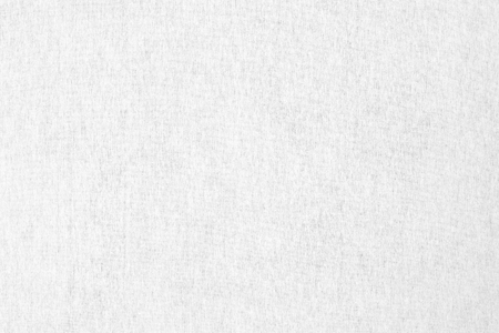 Abstract texture of white canvas background