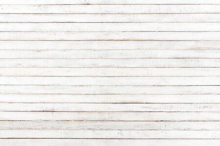 White wood pattern texture background