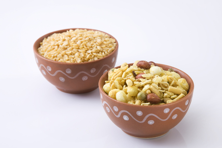 Namkeen in bowl