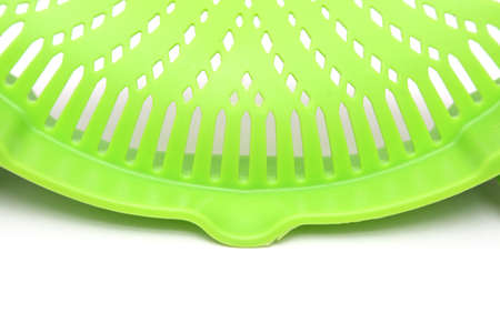 Portrait of Gizmo Snap's Strain Strainer. Isolated on white background.