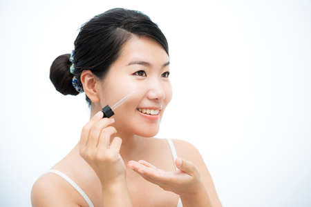 Image of Asian Women's Skin and Health