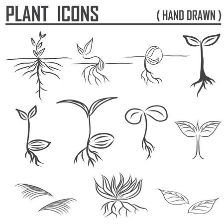 newbie: Plants icons