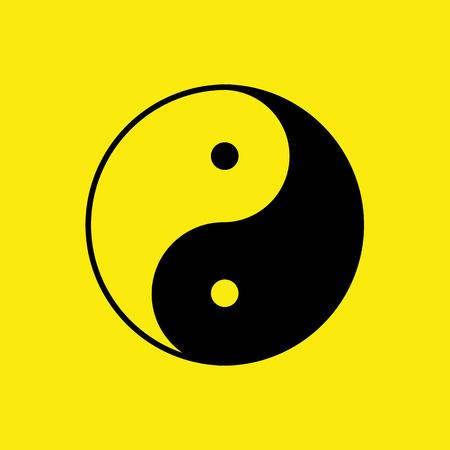 daoism: Ying yang symbol of harmony and balance