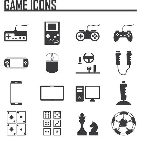 gamer: Game Entertaining Icons