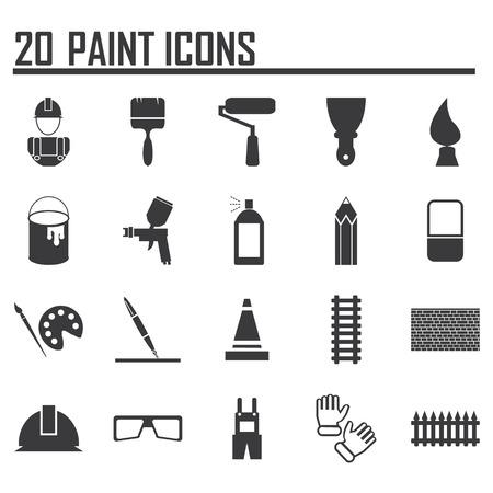 peintre en b�timent: Peinture des ic�nes