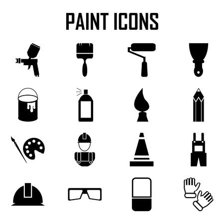schilderen Icons