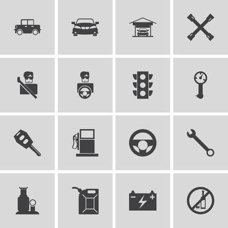 car repair shop: Car Repair Shop icons