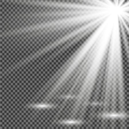 effect: spotlight. Light effect