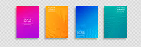 Minimal covers design. Colorful halftone gradients.background modern template design for web. Cool gradients. Future geometric patterns.