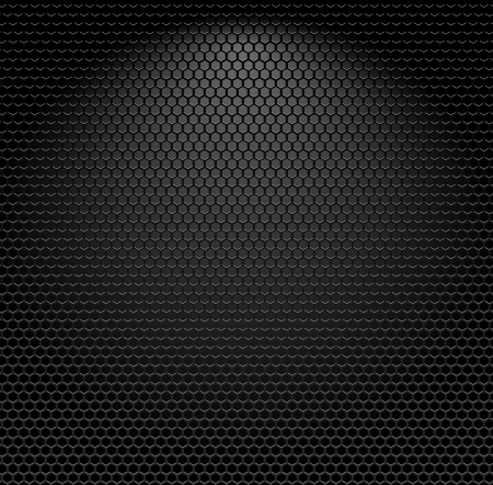 grille: Metallic texture seamless pattern, Illustration