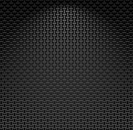 Metallic textured background - seamless pattern Stock Vector - 15480781