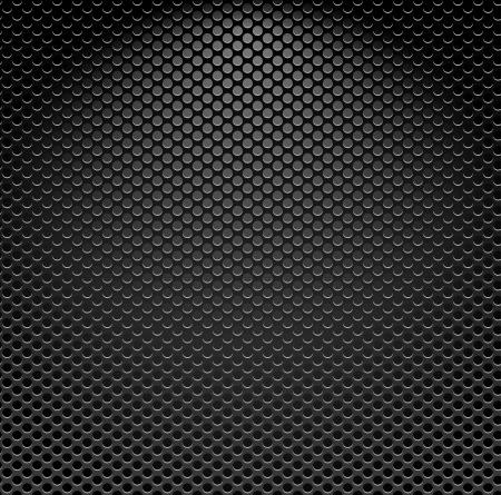 metal sheet: Metallic textured background - seamless pattern Illustration