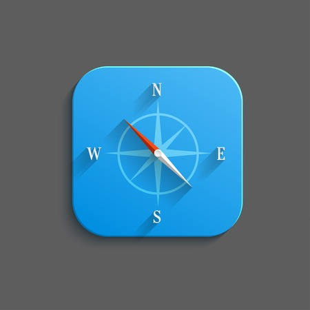 windrose: Compass icon