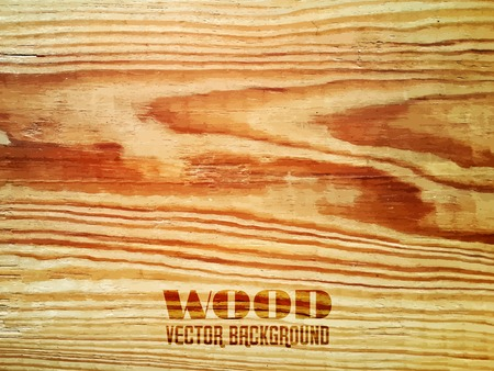 plywood: Vector Wood Realistic Texture, Dark Wooden Background for Your Design