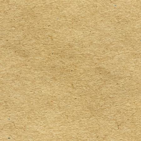ベクトルの高解像度空クラフト リサイクル紙のテクスチャ  イラスト・ベクター素材