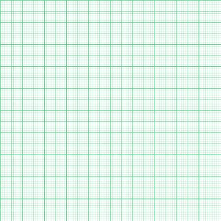 millimeter: Vector graph millimeter paper seamless pattern