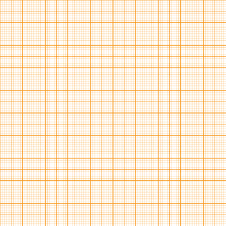 graph paper: Vector graph millimeter paper seamless pattern