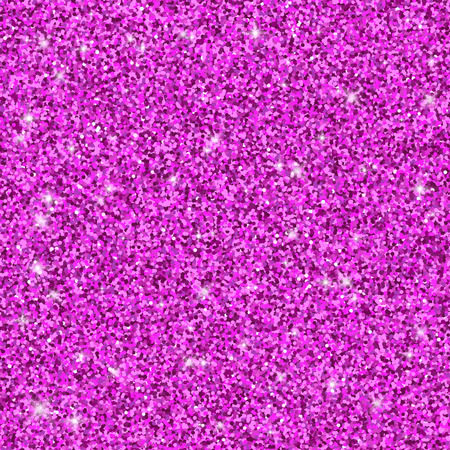 shimmering: Pink glitter seamless pattern, vector textured background