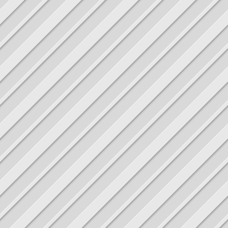 diagonal: Abstract Geometric 3d White Seamless Pattern, Diagonal Striped Vector Background