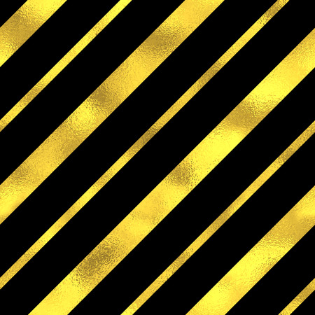 diagonal: Abstract seamless pattern with golden diagonal stripes. Vector fashion background
