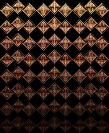 Modern Linear Geometric Pattern. Elegant Background. Linear Gradient