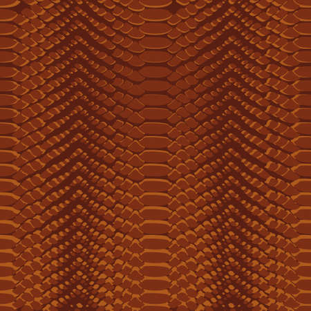 Abstract Pattern Ambient Amber Tone (Flowing Scale)