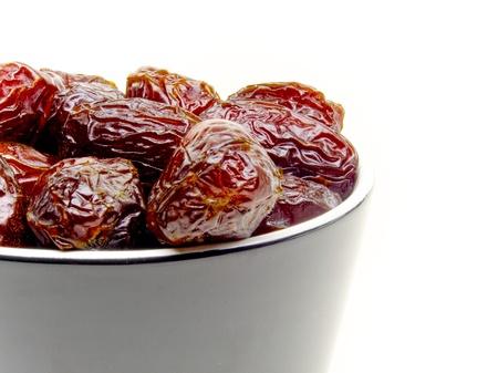 especially: a bowl of dates especially for ramadan