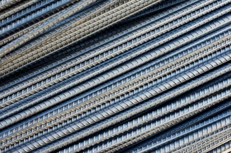 Steel  bars Stock Photo - 9007009