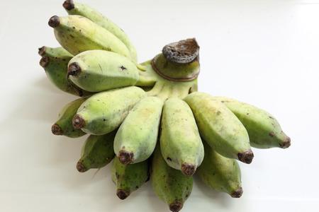 tabel: the banana on tabel Stock Photo