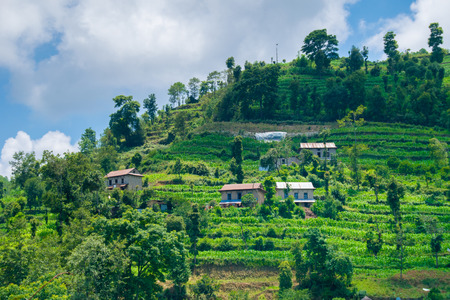 Remote Village of Nepal