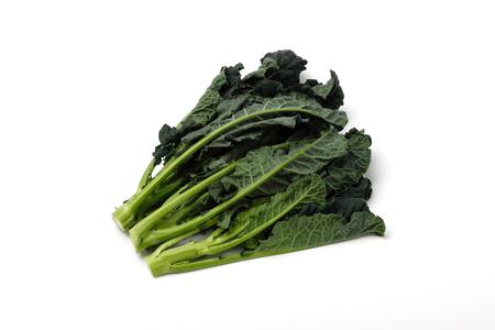 Aletta is the hybridization of the stick broccoli, kale,
