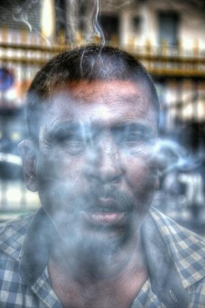 eye: Smoke