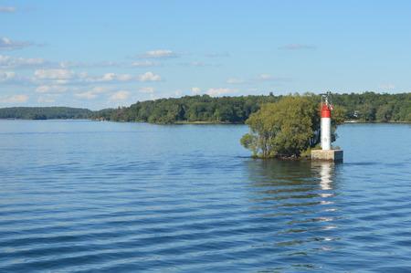 International waters summer boat ride