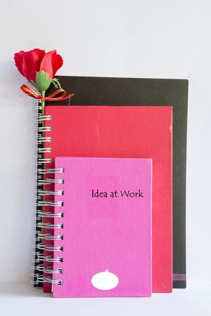 moleskin: note books