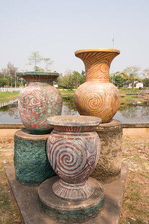 ban chiang pot