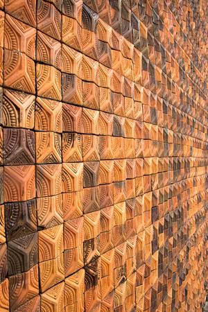 floor coverings: background  brick