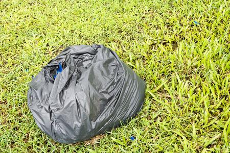 wastrel: black  bag