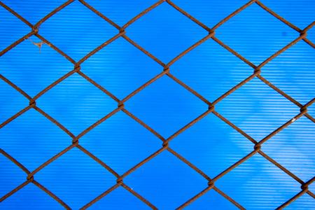 mesh: steel mesh