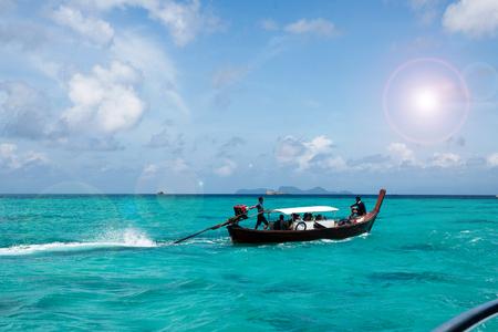 beach  tropical  Thailand