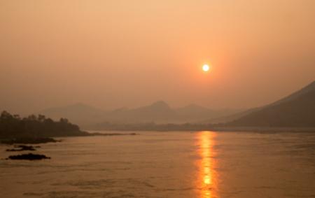 gloaming: sunset