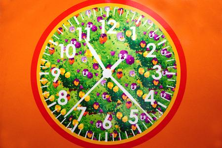 clock  art