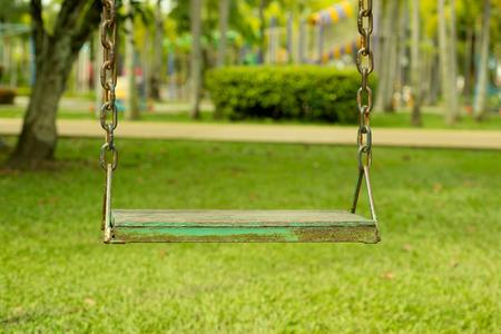 swing  in park