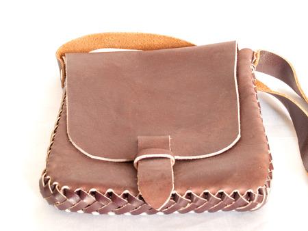 leather bag: Leather Bag