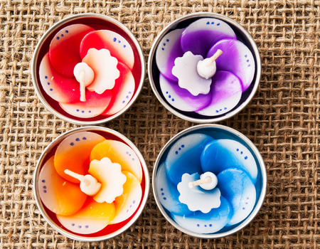 scented: scented candles