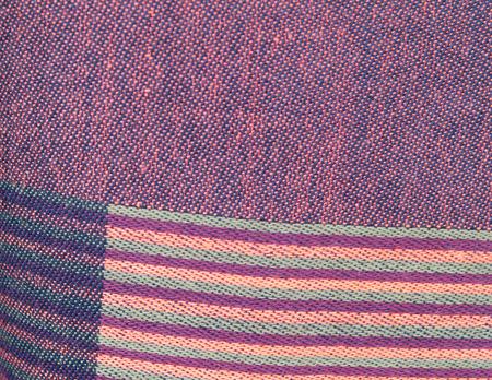 knit: Knit fabric, the pattern looks beautiful. Stock Photo
