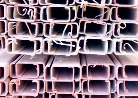 steel bar: steel bar, used for building materials.