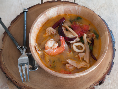 ranked: Tom Yum Kung, food Thailand is ranked as one of the best food in the world.