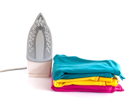 adjusted: Ironing is a key component of heat, pressure and moisture water must be adjusted to fit the cloth.