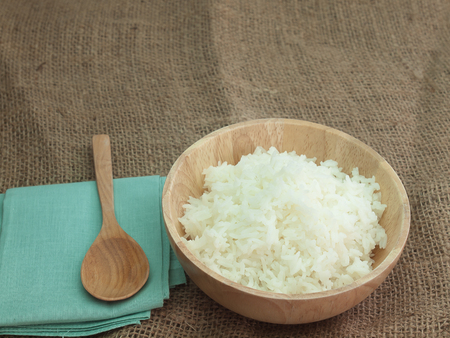 food staple: rice , Grains useful , Staple food of Thailand